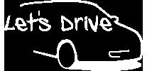 Fahrschule Let´s Drive Logo